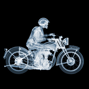 Nick Veasey<br/>X-ray