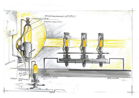 Frank Buchwald - Sketch