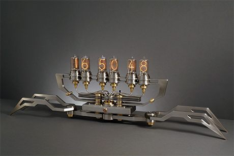 Frank Buchwald - Nixie Machine II