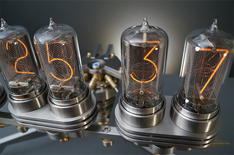 Frank Buchwald - Nixie Machine III
