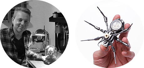 Mechanical Entomology